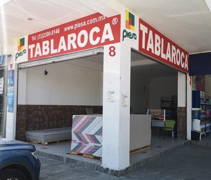 Sucursal PIESA Tablaroca Tabachines
